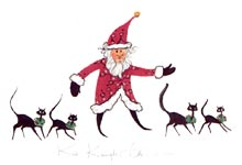 Kris Kringle's Cats