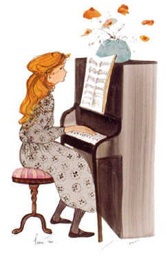 Piano Time ***Sold Out***